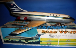 Marx VC 10 BOAC Made in Japan