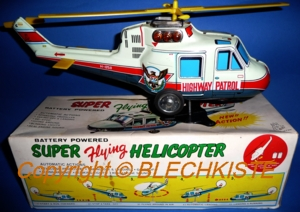 TPS Toplay Super Flying Helicopter
